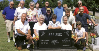Breunig Manor group photo